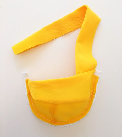 How to Make a Test Bra Cup on the Orange Lingerie Blog
