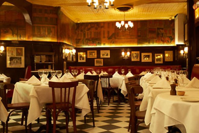 Photo Of Minetta Tavern In New York Party Earth Nyc
