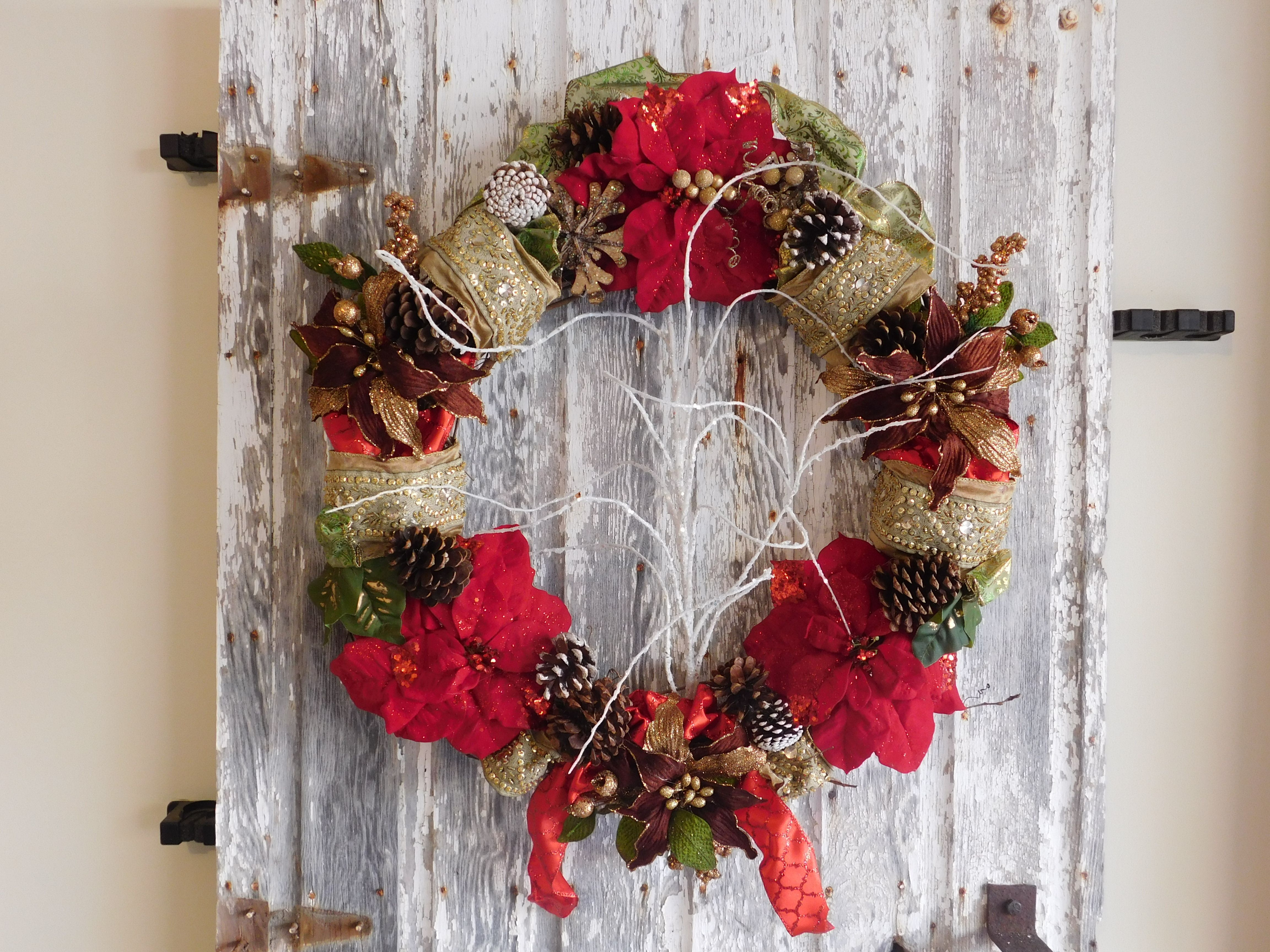 WowZees - Lg Holiday Wreath