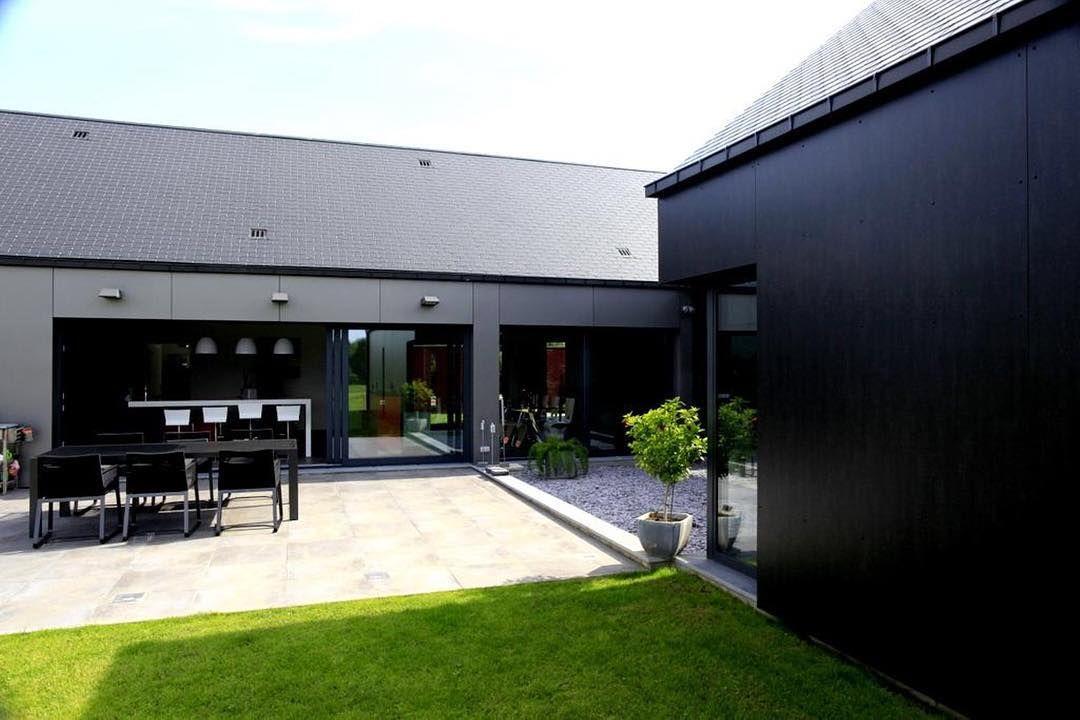 superbe maison contemporaine sign e paul ficheux vous aussi confiez votre projet sans plus. Black Bedroom Furniture Sets. Home Design Ideas