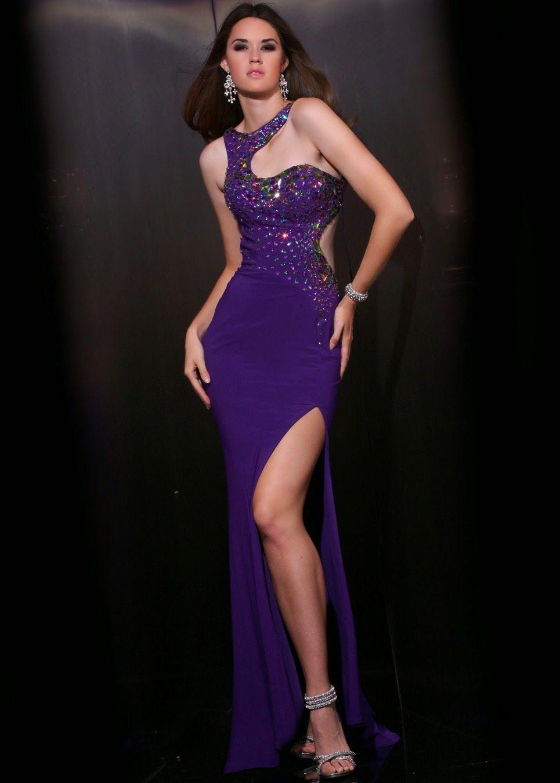 Fantásticos vestidos de fiesta largos   Moda   Vestidos de fiesta ...