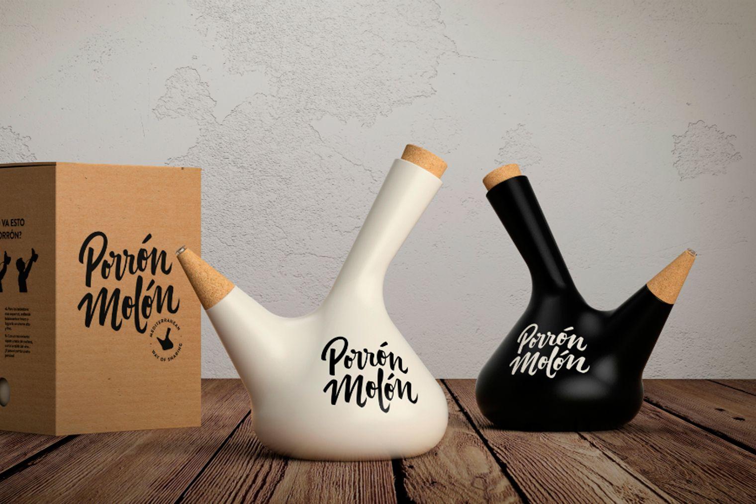 Barcelona Brands acaba de lanzar en Alimentaria su Porrón Molón, una familia de cinco vinos que reivindica la recuperación de las costumbres más viejunas, por medio deuno de los objetos más emblemáticos de nuestra cultura gastronómica: el porrón. Dispuestos a sumarse a la moda neobodeguera de los vinos y vermuts de diseño, la nueva firma …