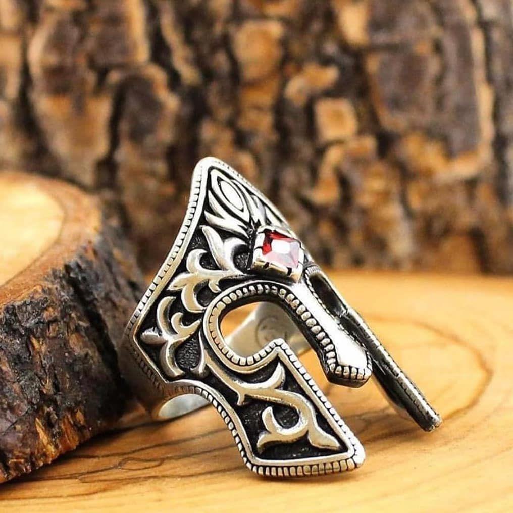 خاتم سبارتكوس فضة 925 السعر 295 ريال سعودي 30 In 2020 Book Lovers Gifts Sterling Silver Mens Mens Accessories