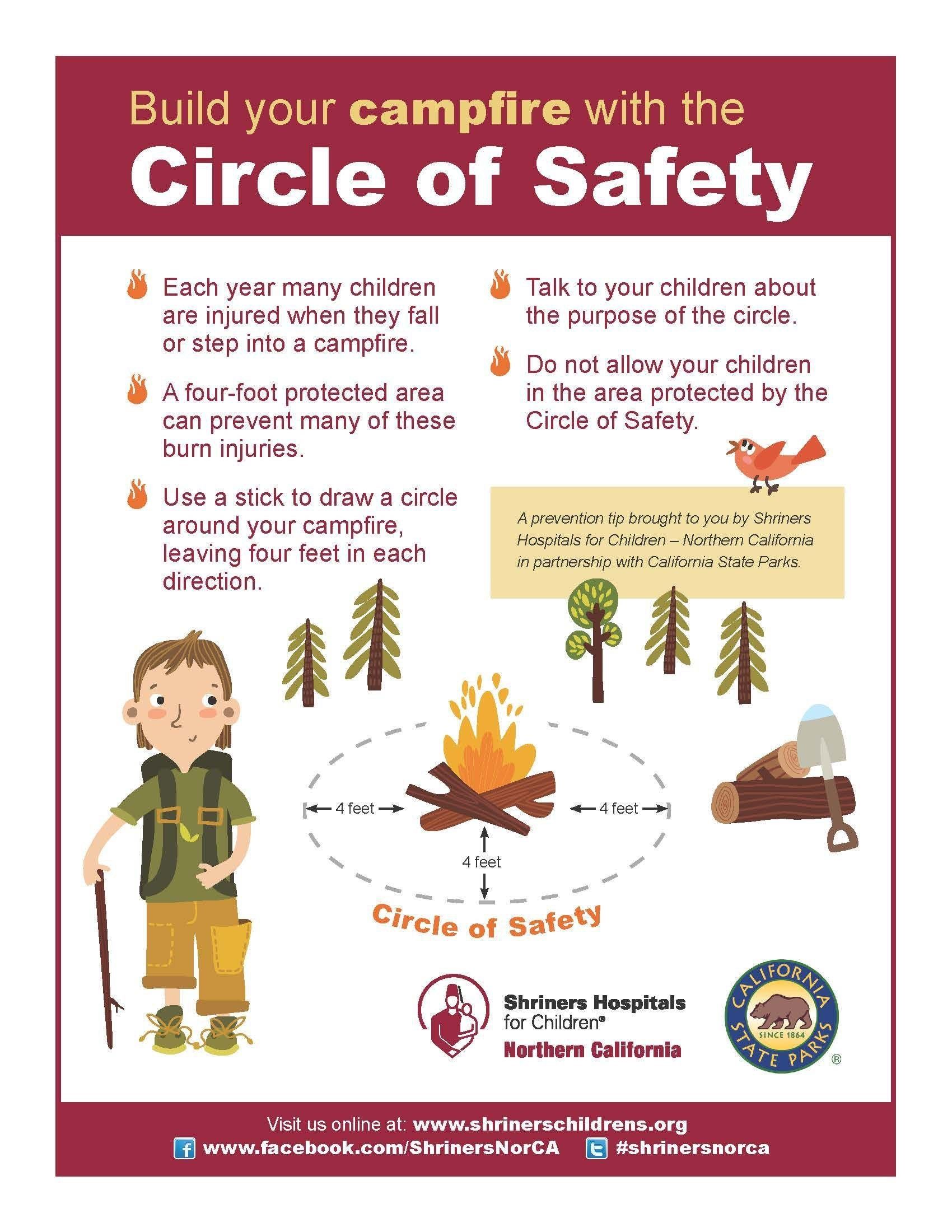 Tips To Stay Safe Around Campfires This Summer