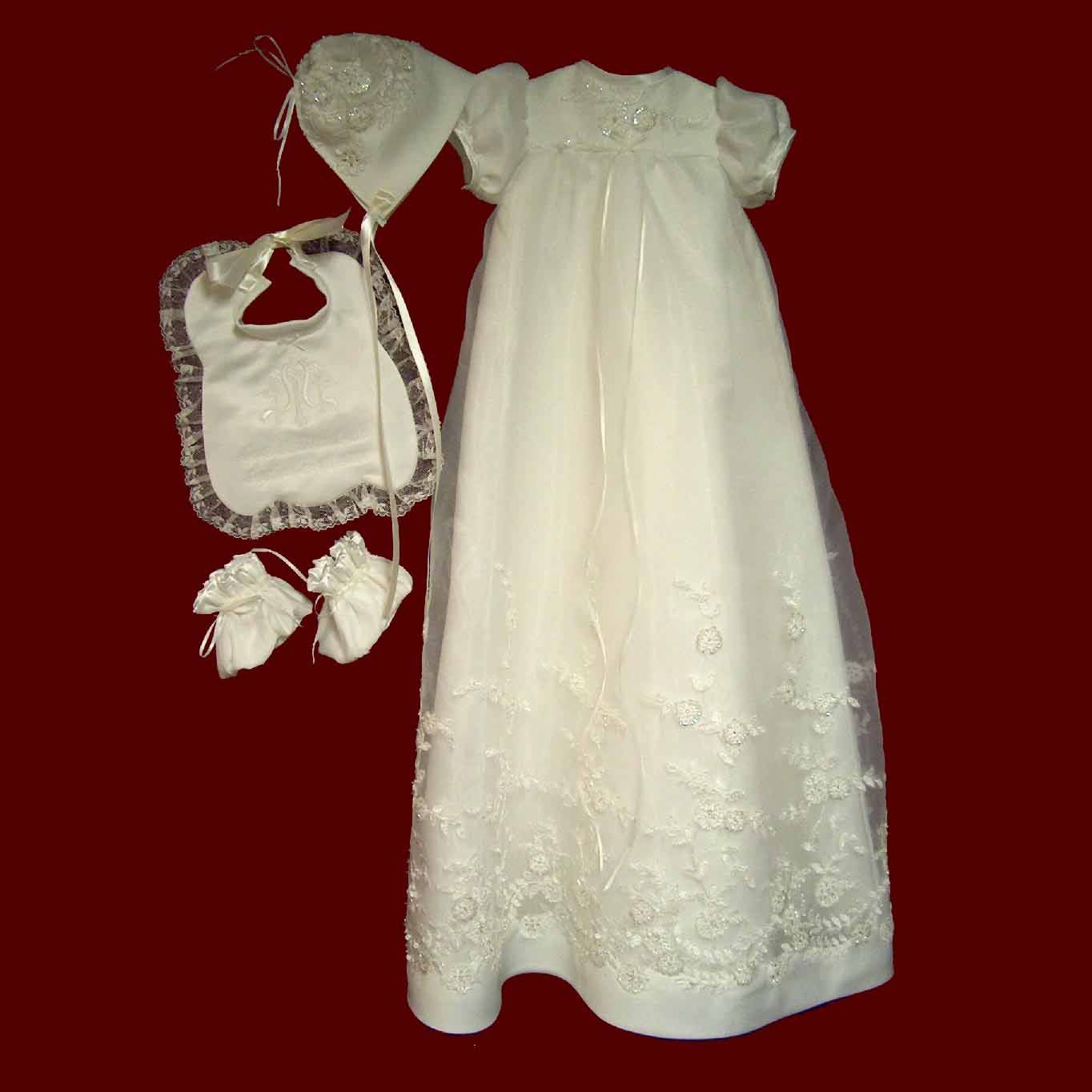 Christening Gowns From Wedding Dresses: Made From Your Wedding Dress!