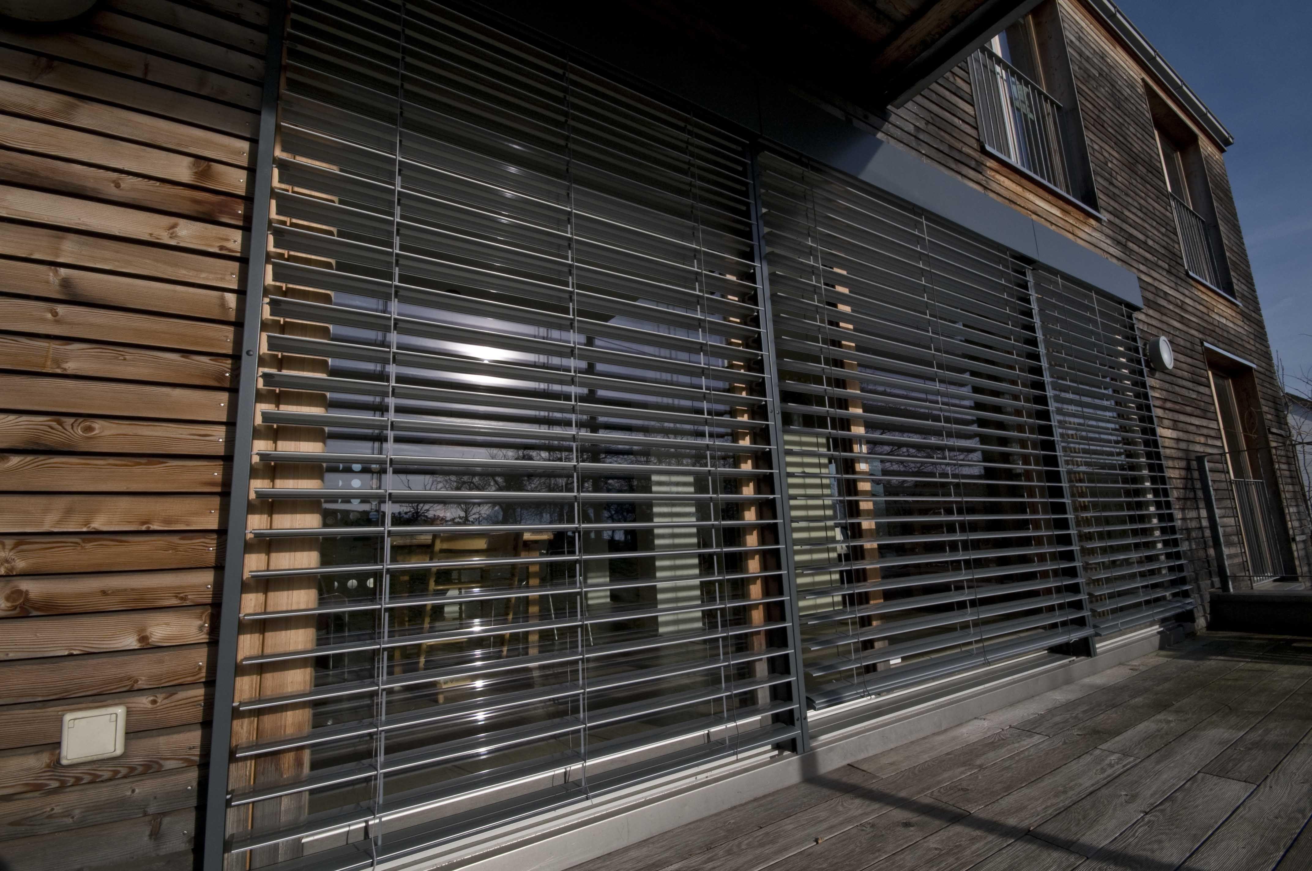 Solid Fenster Erfahrungen schlotterer raffstore schattenspender pinned by wagner fenster
