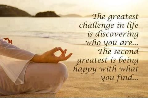 Life Challenges Quotes Amusing Spiritual Quotes On Lifes Challenges  The Greatest Challenge In