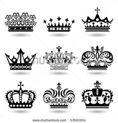tribal crown tattoos designs art that inspires pinterest crown rh pinterest ca queen crown tribal tattoos crown tattoo tribal