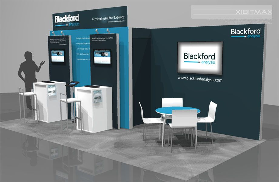 Booth Sizes For Exhibition : Blackford analysis trade show display find more on