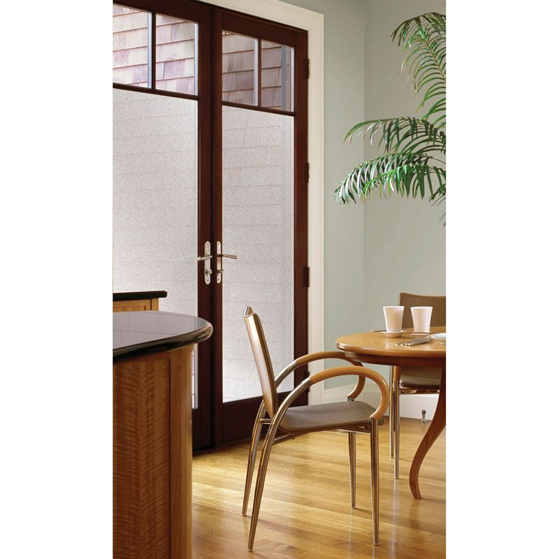 35in x 78in Sand Door Privacy Film, Color: Transparent - JCPenney