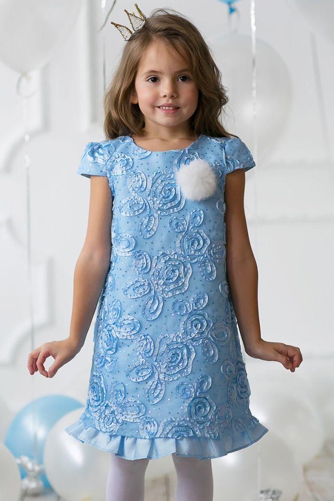 eeffa9863683e70 Новогоднее платье-трапеция короткое для девочки | dress | Платья ...