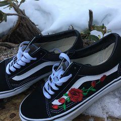 16694c2d013 MS. ROSE VANS CUSTOMS (PALACOSE) WILL BE AVAILABLE ON VALENTINES DAY ...