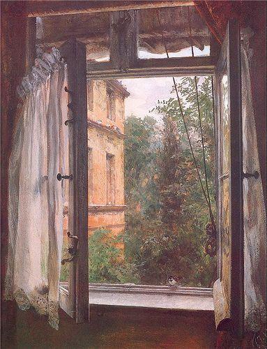Adolf von Wenzel  Window in Berlin