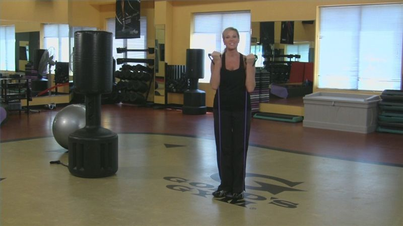 Video: Leg Exercises Using Resistance Bands
