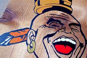 Chief Knockahoma Atlanta Braves Braves Chief