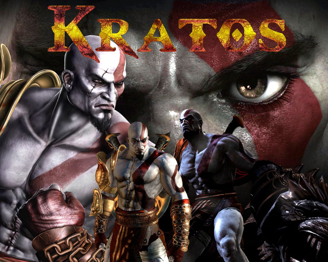 kratos god of war   god of war 3 kratos wallpaperrodrigovg3