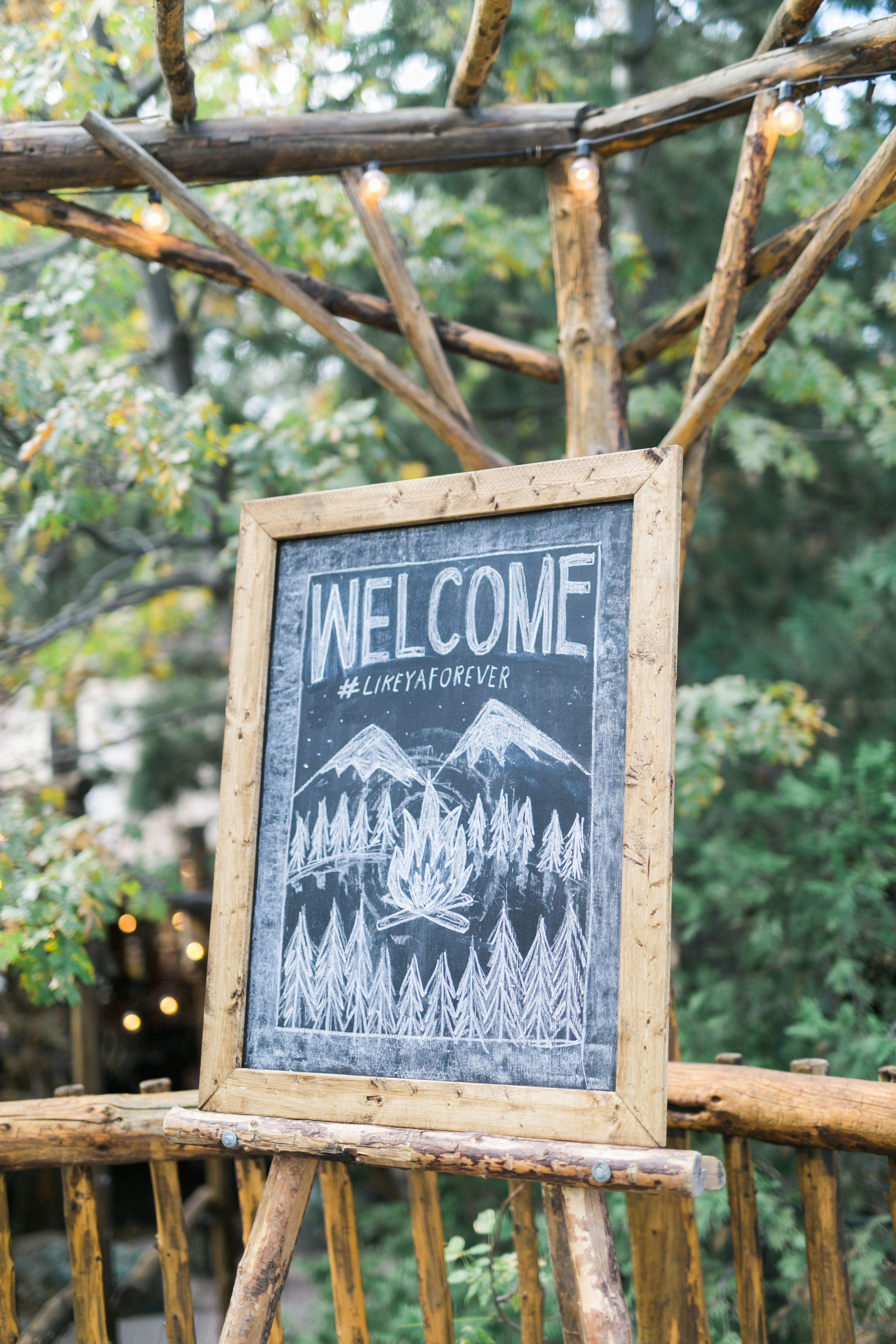 Forest Wedding Venue-Pine Rose Weddings in So. California ...