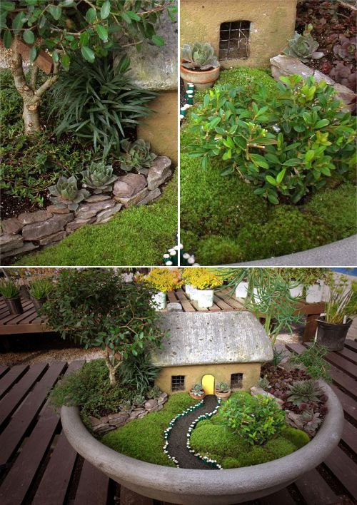 Jardin Miniature JARDIN JAPONNAIS Pinterest