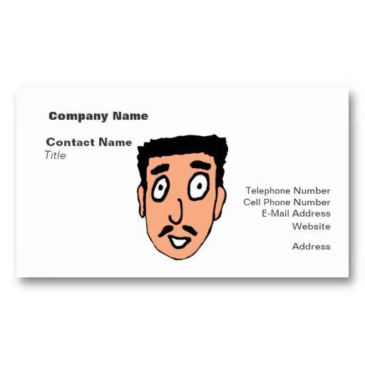 Cartoon bad pick up line slimy moustache guy business card cartoon bad pick up line slimy moustache guy business card colourmoves