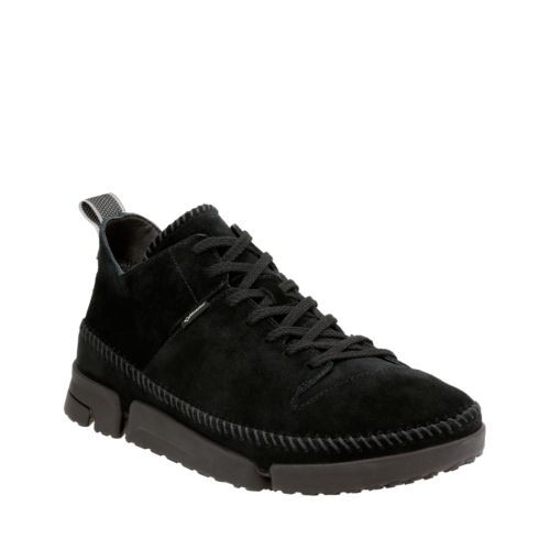 Trigenic Dry GTX Black Suede - Clarks Original Shoes for Men - Clarks® Shoes  Official Site