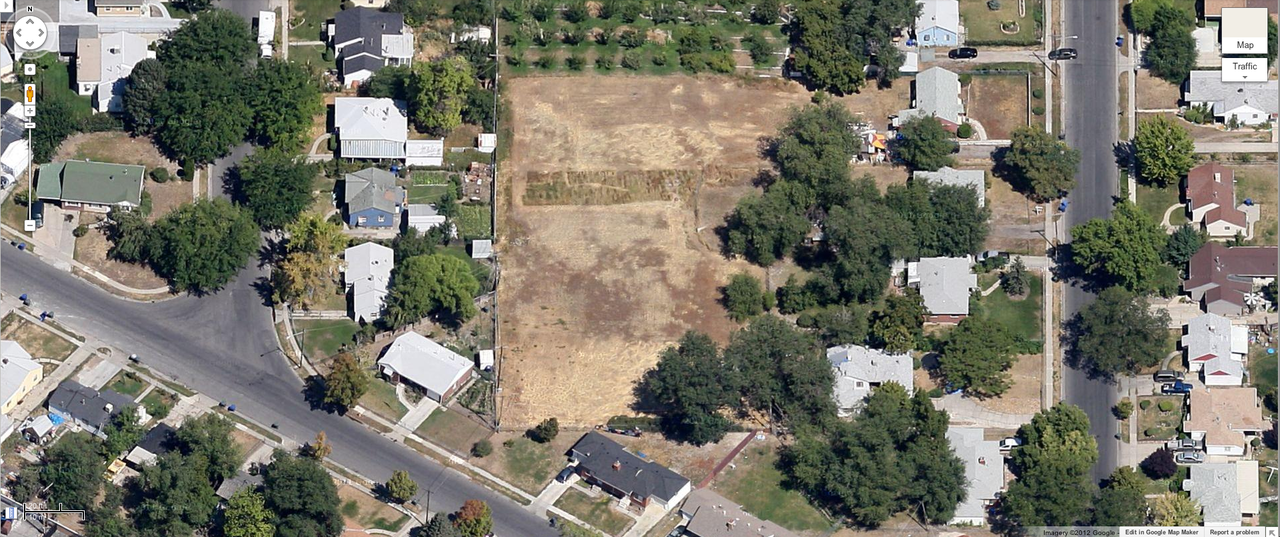 An Aerial View Of The Field Used In The Classic Film The Sandlot Sand Lot Road Trip Road