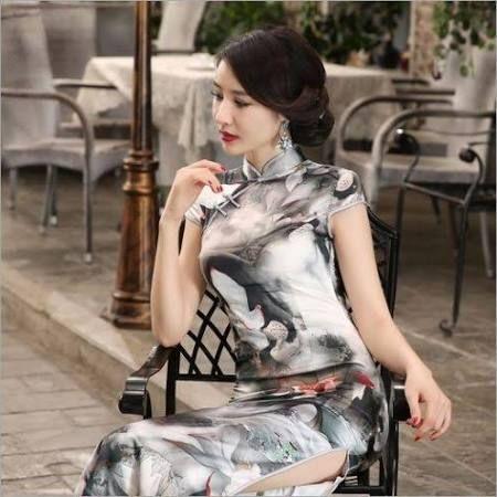 chinese cheongsam dress - Google Search