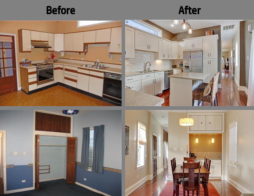 Before And After House Renovations Hľadať Googlom