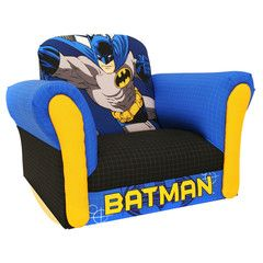 Admirable Batman Kids Rocking Chair Batman Kids Rooms Superhero Machost Co Dining Chair Design Ideas Machostcouk