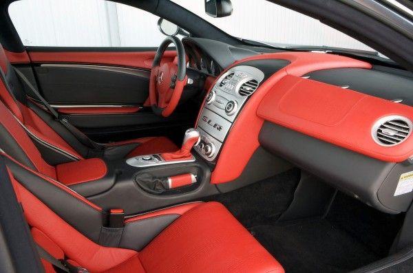 Fab Design Mercedes Benz Slr Desire 2009 Interior Custom Car