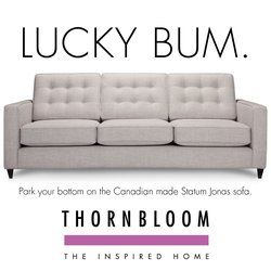 Thornbloom The Inspired Home Halifax Ns Canada Sofa Love Seat High Quality Sofas