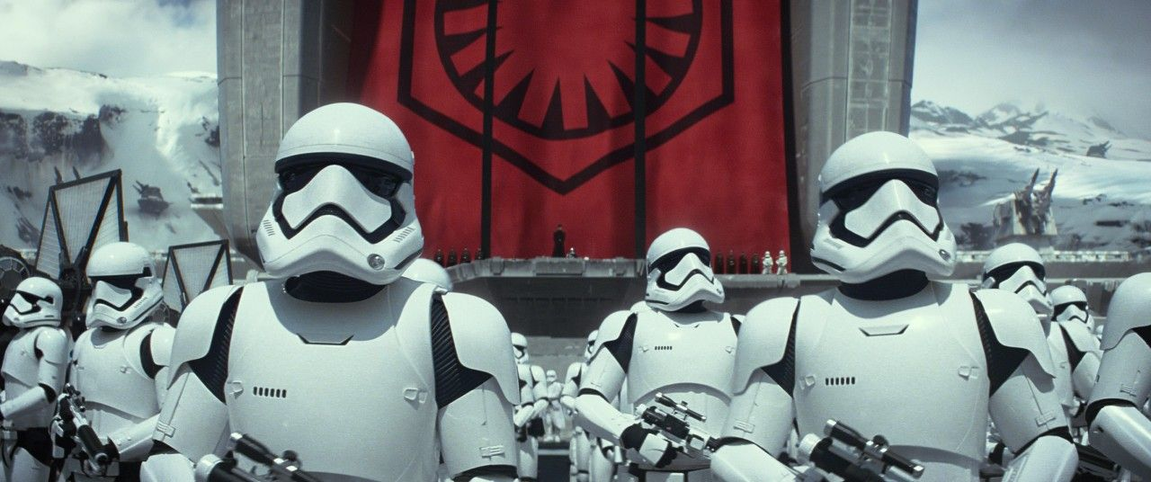 Star Wars El Despertar de la Fuerza presenta Detrás de Cámaras que revela cientos de escenarios