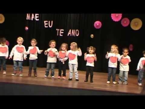 Homenagem Dia Das Maes Maternal 1 Colegio Consul Youtube Com