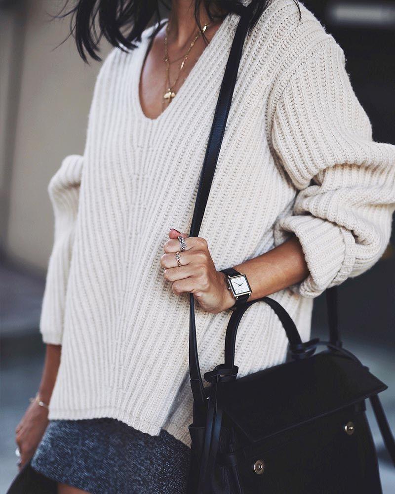 Winter knits essentials