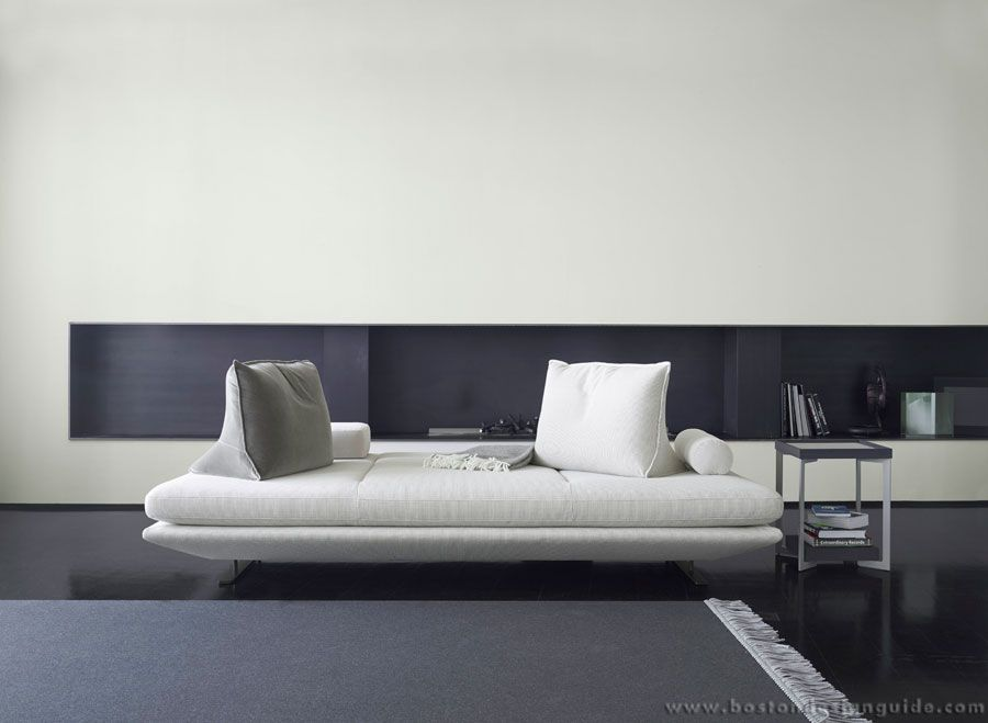 awesome einfache dekoration und mobel ligne roset ted sofa #2: Ligne Roset | Modern European Furniture and Accessories in Boston, MA |  Boston Design Guide
