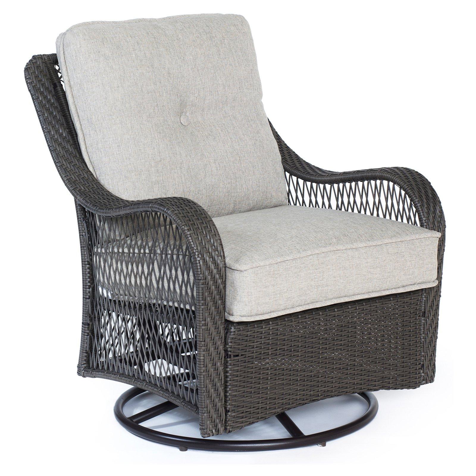 Carolina Factory Direct Morrow Swivel Gliding Chairs Set