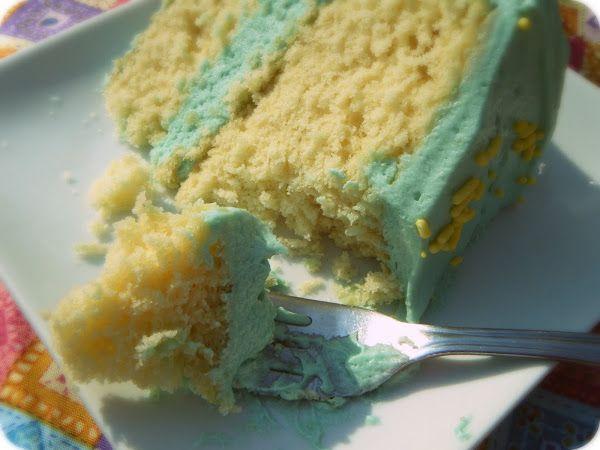 Best Moist Vanilla Cake Recipe From Scratch