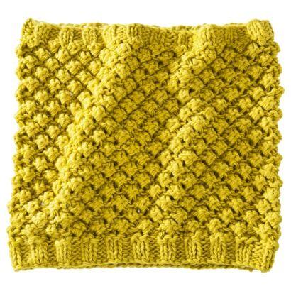 Mustard crochet scarf | Style | Pinterest