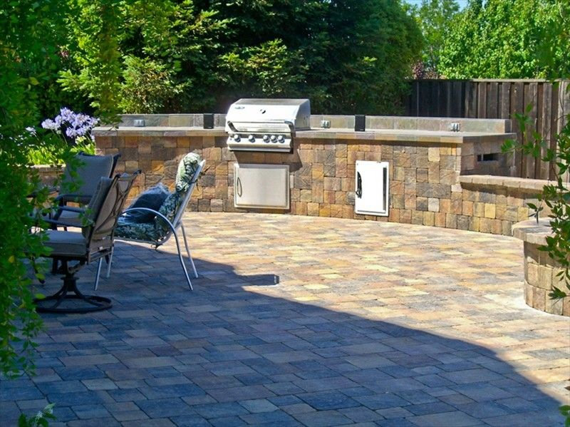 Beau This Particular Gallery Will Share To You A Collection Of Gorgeous Stone Patio  Ideas Different Backyard Designs.Youu0027ll Be Inspired With These Pictures Of  ...