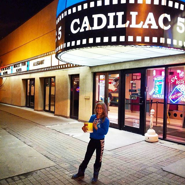 Instagram photo from @vanessa.marvin at Cadillac 5 in Cadillac, MI
