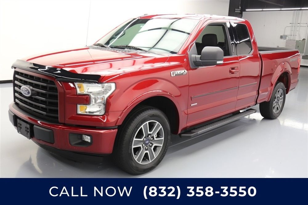 Ford F 150 4x2 Xlt 4dr Supercab 6 5 Ft Sb Texas Direct Auto 2016
