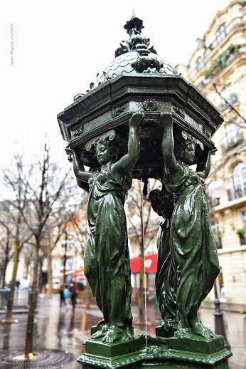 Fontaine Wallace - Paris - Jean-Michel Floret - Google+
