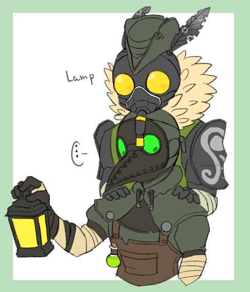 Spooky Team Team Leader