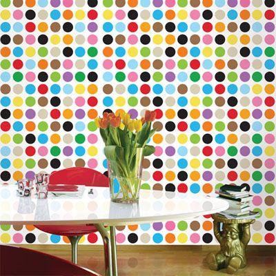 Mini Multidot Wallpaper Full Kit