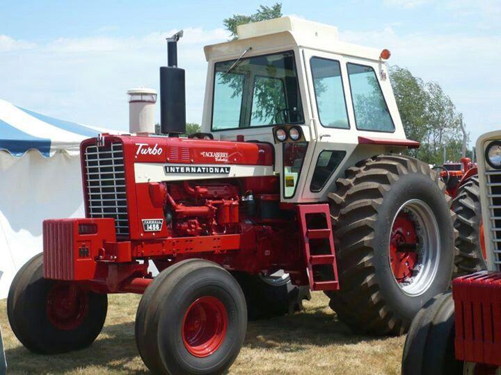 Ih 1456 Tractor : International farmall pinterest tractor