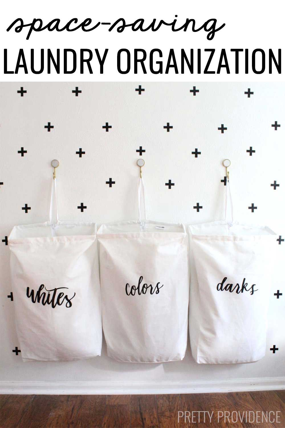 Organize With These Adorable Diy Laundry Bags Toilet Cleaning