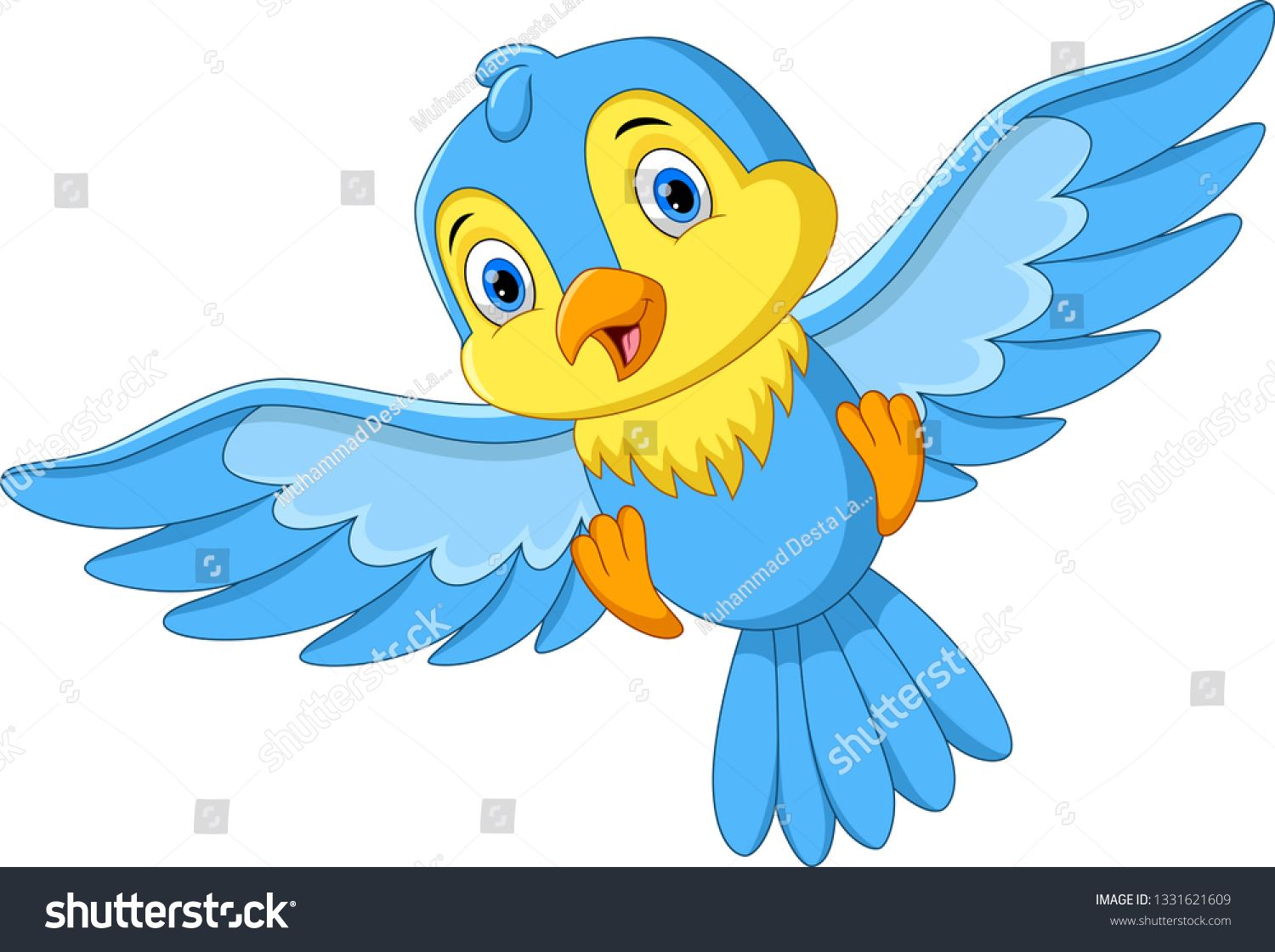 45+ Animated Flying Birds Clipart