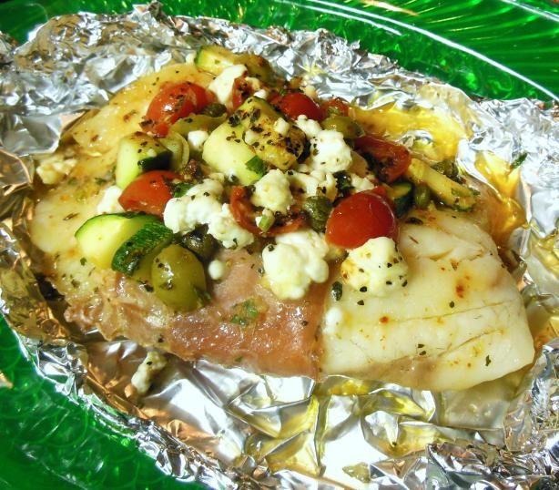 Mediterranean Style Diet Recipes: Mediterranean Diet Recipes With Tilapia
