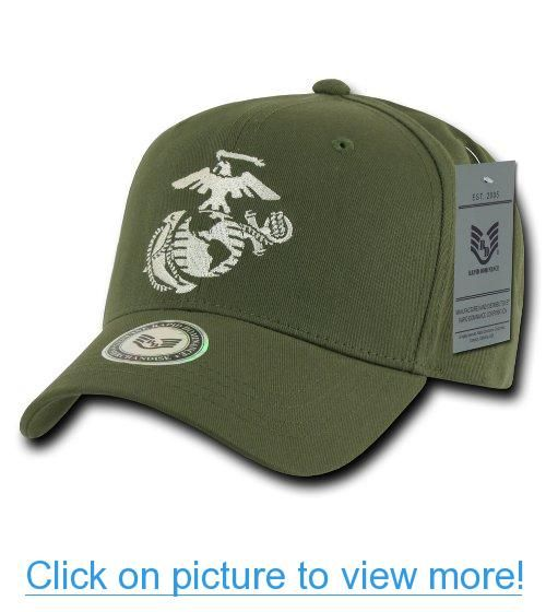699a65ac511d8 United States US Marines Corps USMC OFFICIALLY LICENSED MCU Baseball Cap Hat