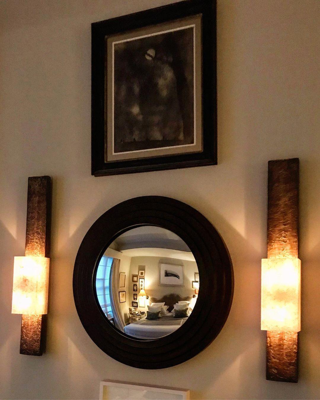 A Good Looking Pair Of Wall Lights By Hannah Woodhouse Lighting Add A Warm Glow Of Light As Well As Sculptu Hand Blown Glass Chandelier Wall Lights Warm Light