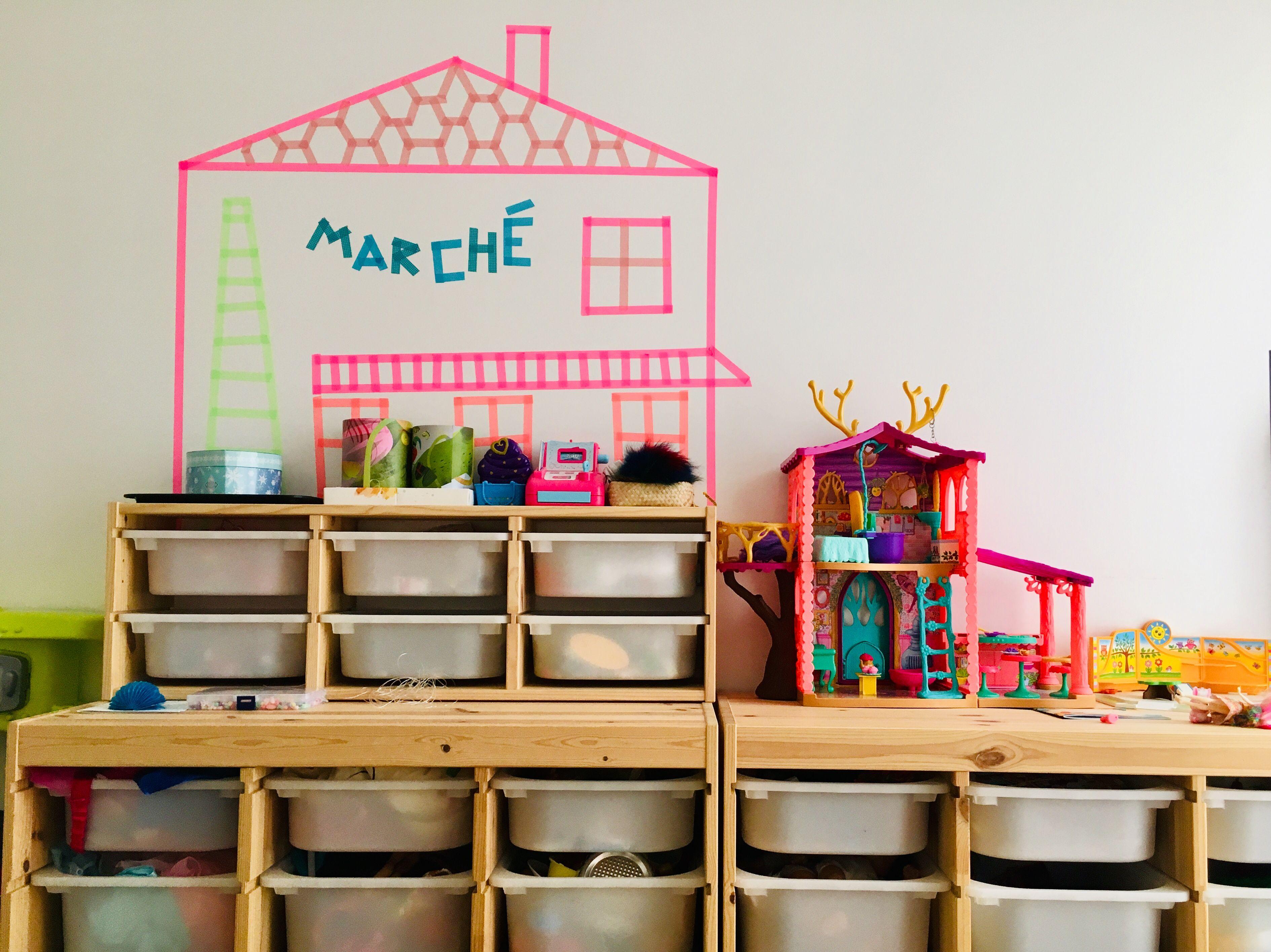 Meuble enfants Ikea (avec images) | Meuble rangement enfant, Rangement enfant, Meuble rangement
